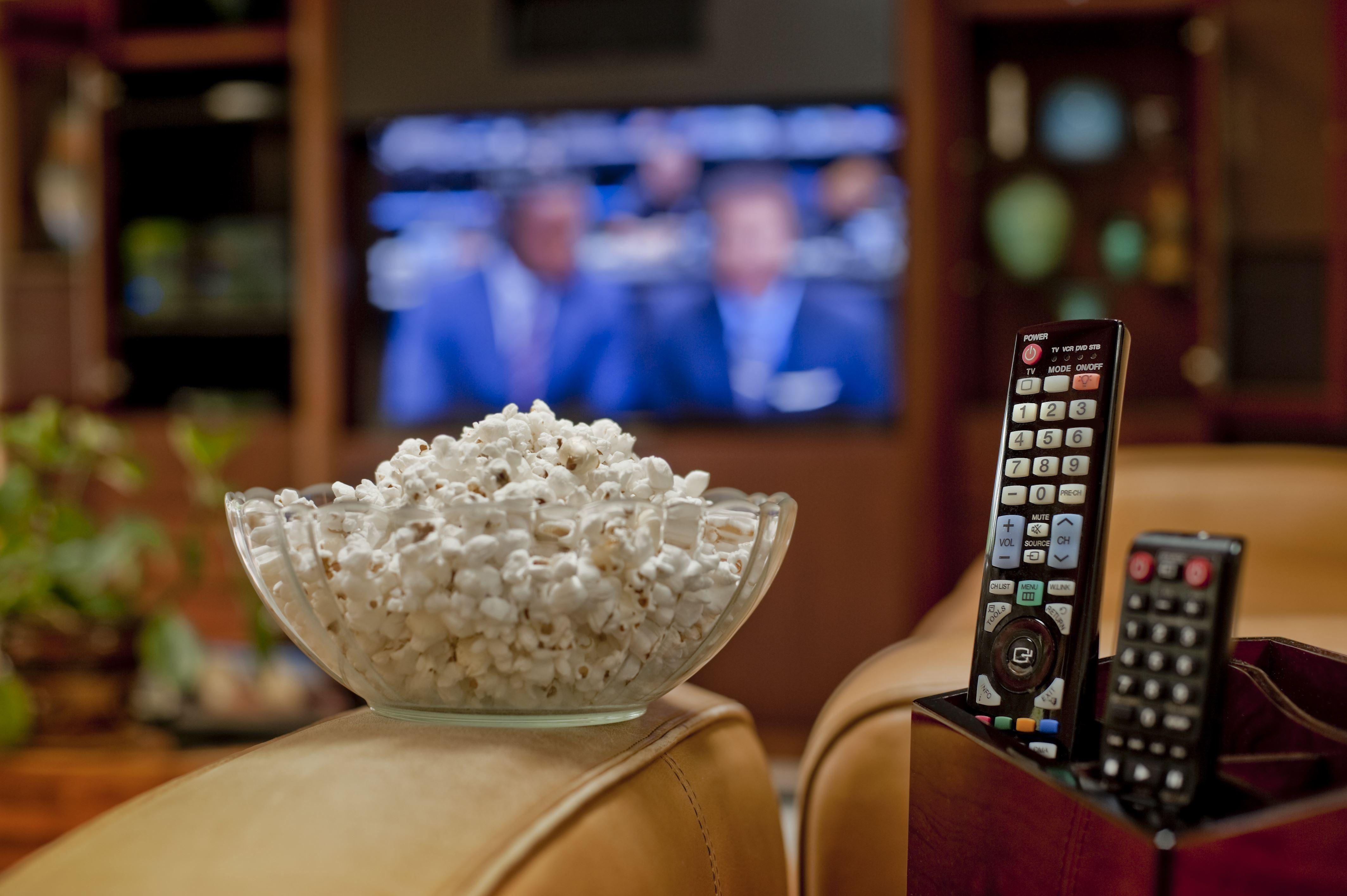 As melhores televisões para veres filmes em casa