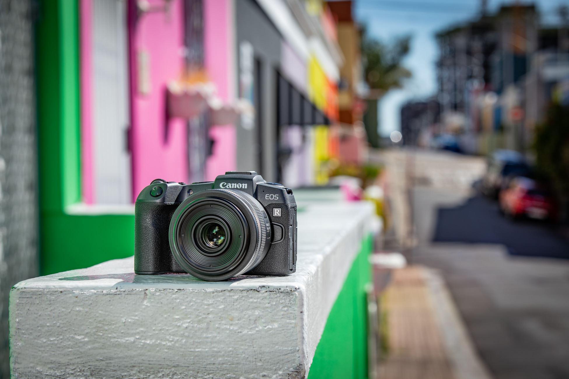 Canon EOS RP: tudo o que precisas num corpo mais compacto