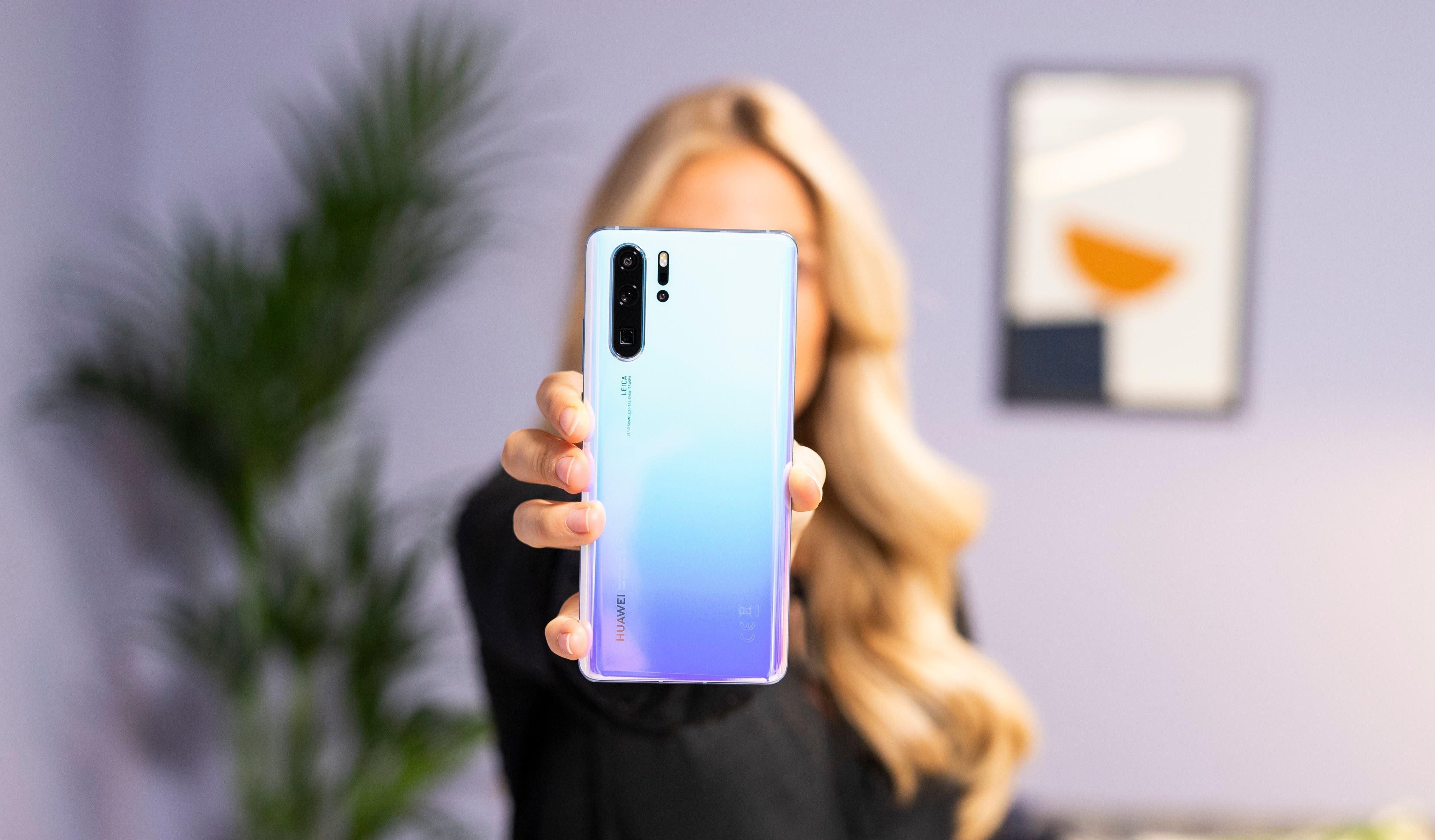 Huawei P30: dá uma nova perspetiva às tuas fotografias