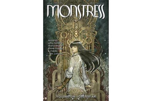 Monstress - Livro 1 - Despertar