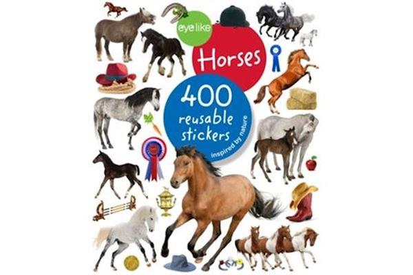 Eyelike Stickers - horses