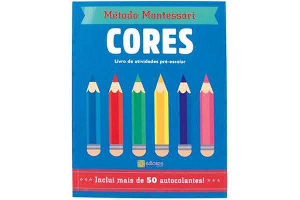 Método Montessori - Cores
