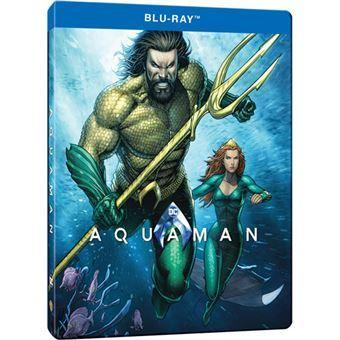 Aquaman - Edição Steelbook