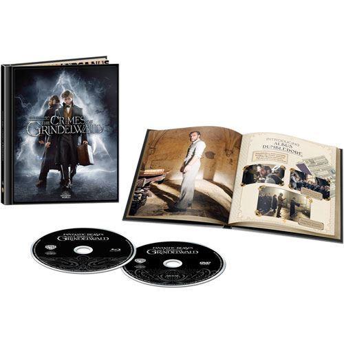 Monstros Fantásticos - Os Crimes de Grindelwald