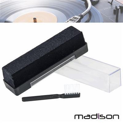 Kit de Limpeza Madison para Disco Vinil