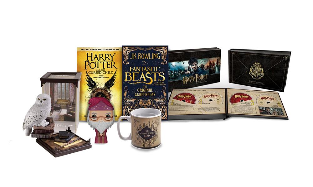 A wishlist de todos os Potterheads