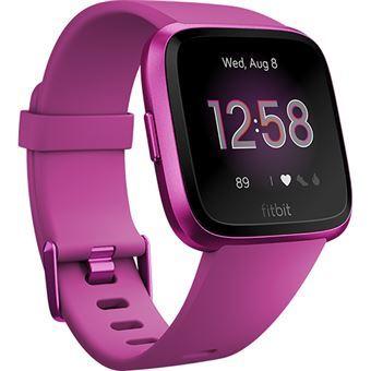 Relógio Desporto Fitbit Versa Lite - Roxo