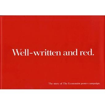 Well-written and red