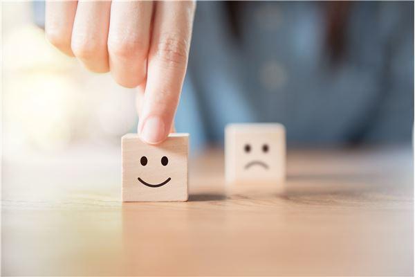 Manter uma atitude positiva