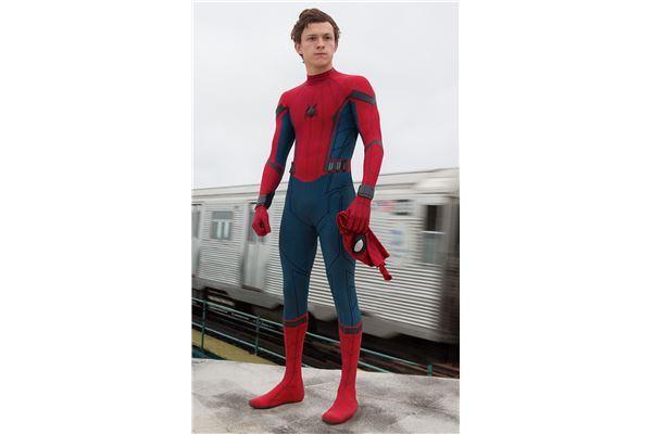 Spider Man - Homecoming - Tom Holland