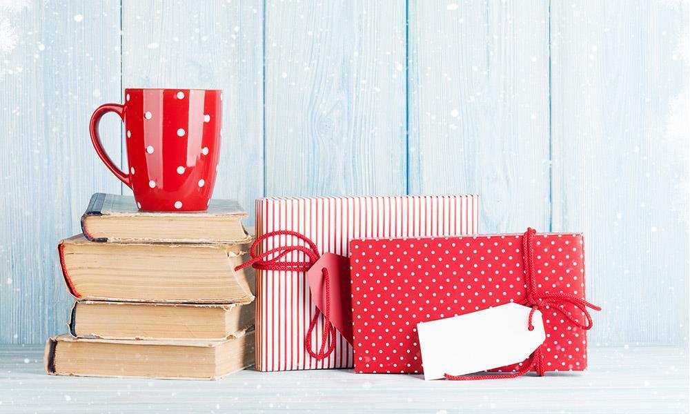 Livros para sentir o *Espírito Natalício*
