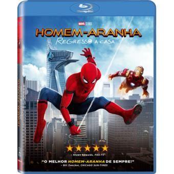 Homem-Aranha - Regresso a Casa