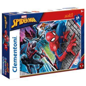 Puzzle Maxi Spiderman - 24 peças