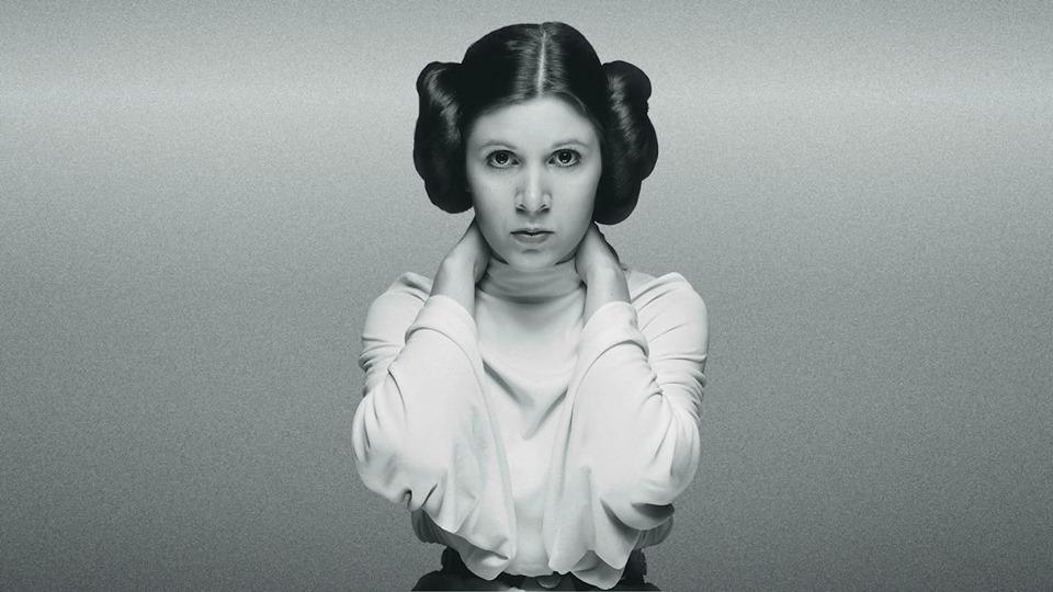Adeus Princesa Leia…