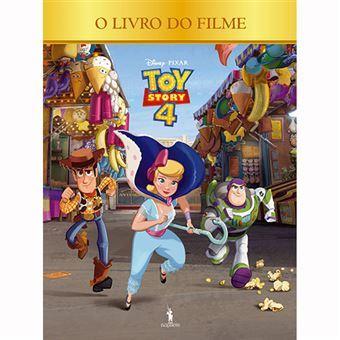 Toy Story 4 - O Livro do Filme