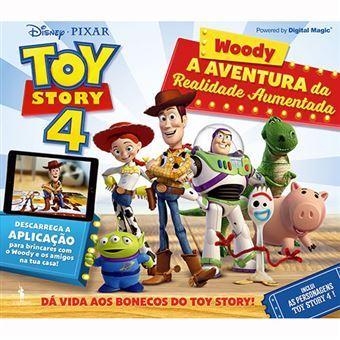 Toy Story 4 - Realidade Aumentada