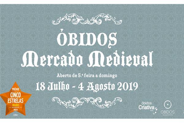 Mercado Medieval de Óbidos 2019