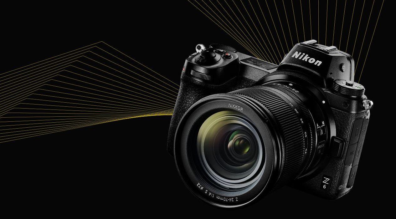 Nikon Z6: o início de uma nova era para a Nikon