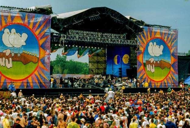 50º Aniversário do Festival de Woodstock