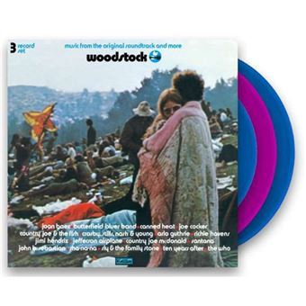 Woodstock - Music From The Original Soundtrack and More