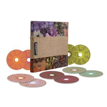 Woodstock 50 – Back To The Garden - The Anniversary Collection 10 CD