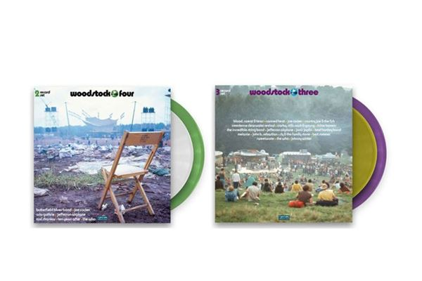 Woodstock 3 e 4