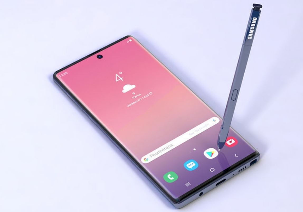 galaxy-note-10-display