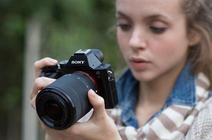 Sony: porque é que as câmaras híbridas são boas companheiras de viagem