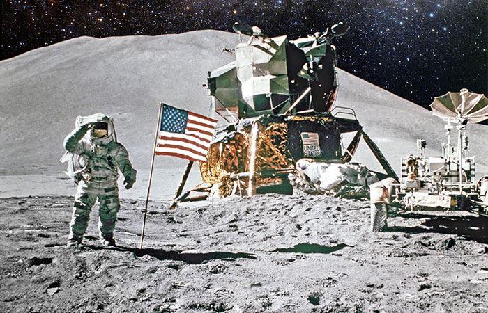 6 livros que te levam de viagem à lua