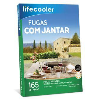 Lifecooler 2019 - Fugas com Jantar