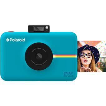 Camara Compacta Polaroid Snap Touch Azul