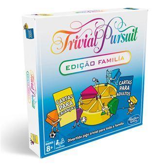 Trvial Pursuit - Edição Família