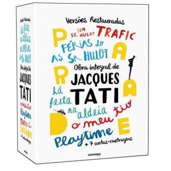 A Obra Integral de Jacques Tati