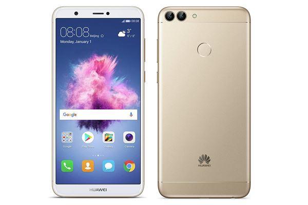 Huawei-PSmart-Gold