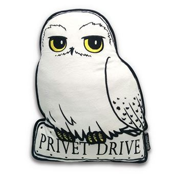 Almofada Harry Potter - Hedwig