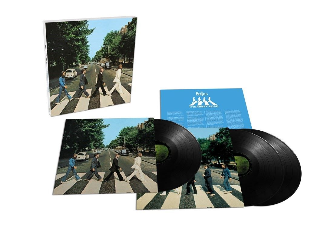 Abbey Road 50th Anniversary 3LP 180g