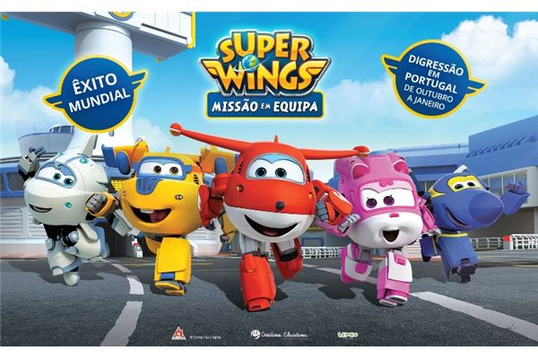 super-wings-missão-em-equipa