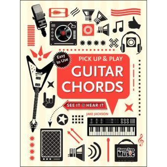 Pick-Up-Play-Guitar-Chords-livro-música
