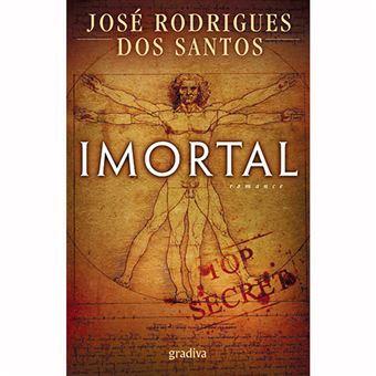 imortal-josé-rodrigues-dos-santos-livro-literatura