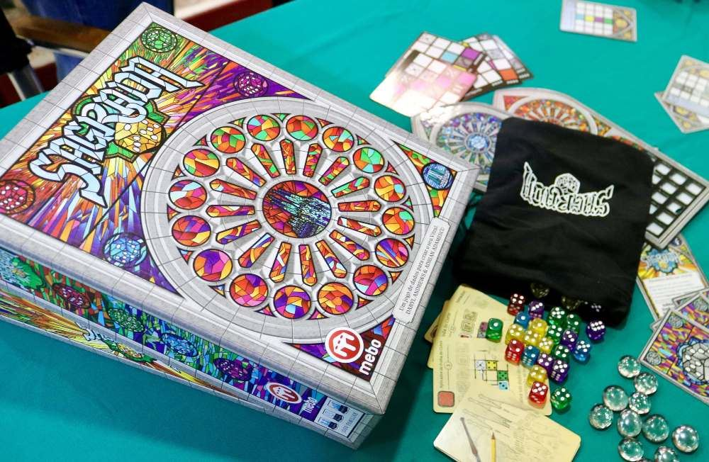 How to play: Sagrada