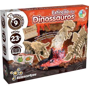 Science4You-A-Extinção-dos-Dinossauros