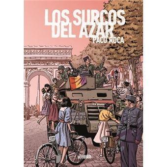 los-surcos-del-azar-ed-ampliada-paco-roca-versão-espanhol