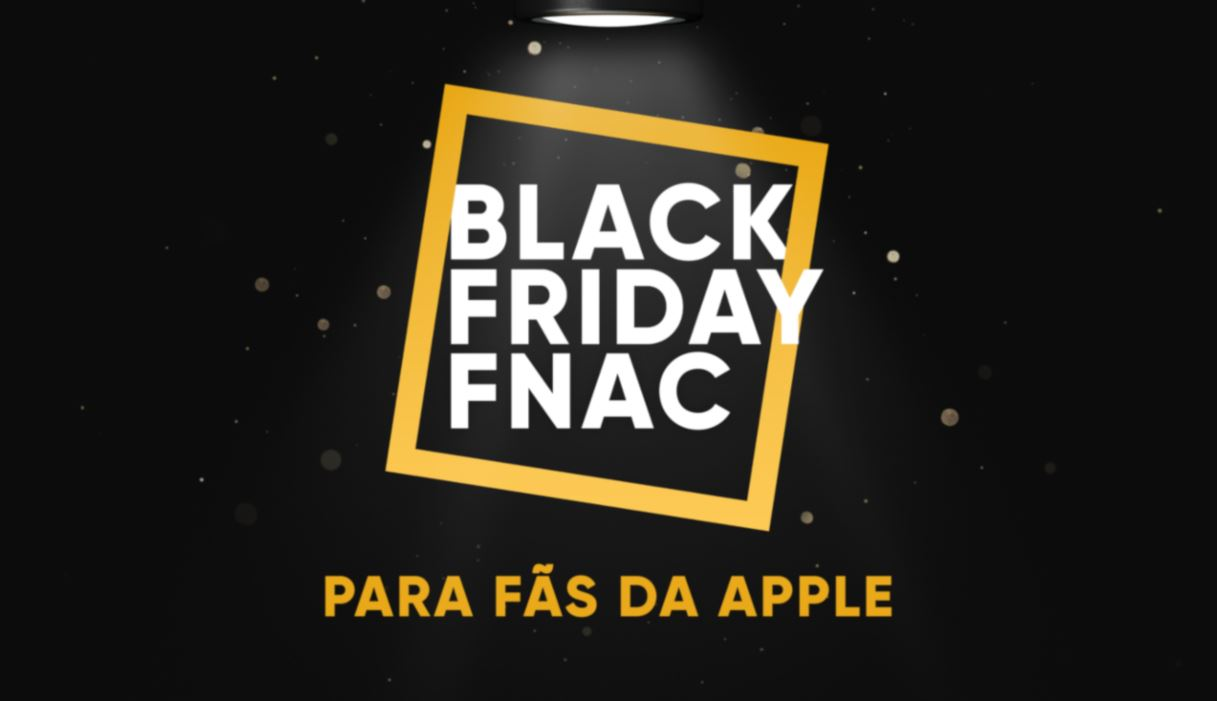 Apple Black Friday na FNAC