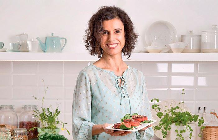 3 receitas vegetarianas que te vão abrir o apetite para o novo livro de Gabriela Oliveira