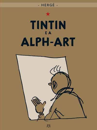 Tintin-e-a-Alph-Art