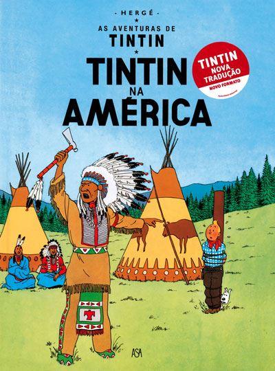 Tintin-na-America
