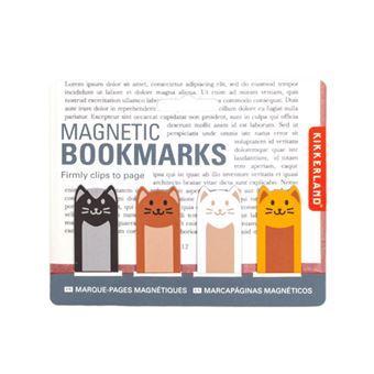 magnéticos-para-livros-kikkerland-gatos-4-unidades