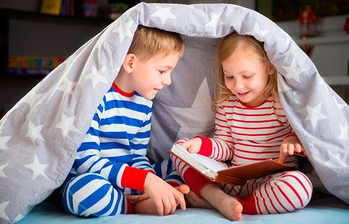 Porque deves desafiar os miúdos a ler em voz alta