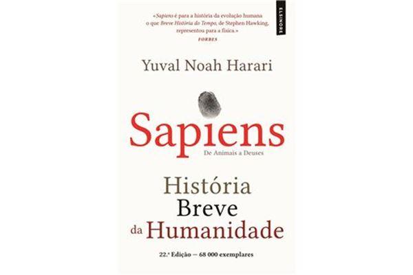 Sapiens-História-Breve-da-Humanidade-Yuval-Noah-Harari
