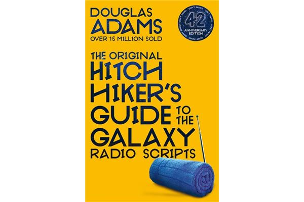 The-Original-HitchhikerS-Guide-to-The-Galaxy-Radio-Scripts